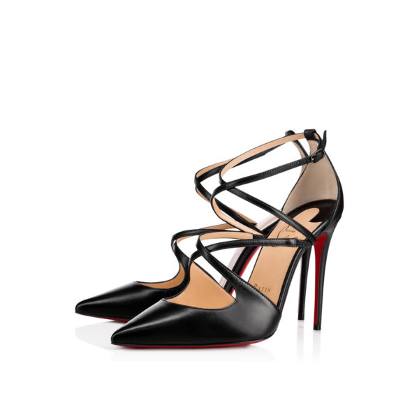 Christian Louboutin Crossfliketa Kid