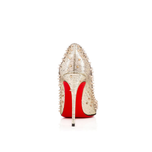 Christian Louboutin Escarpic Lame Mercure