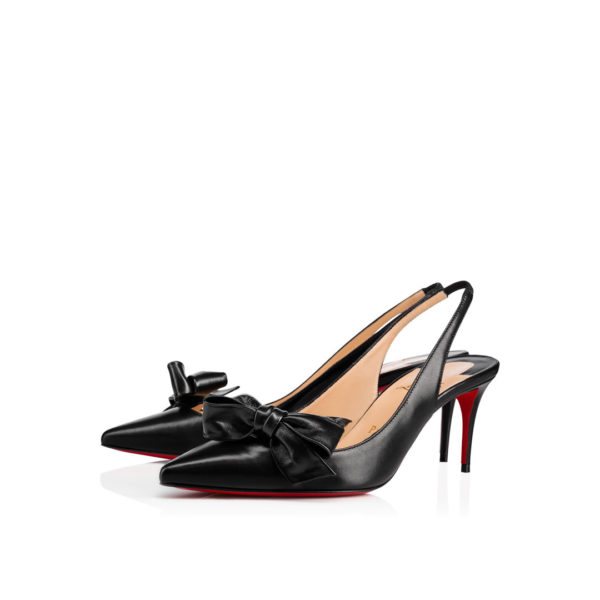 Christian Louboutin Yasling black leather