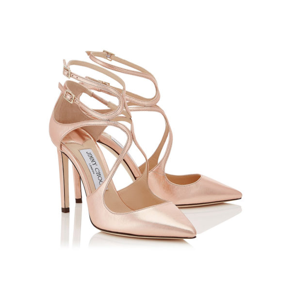 Jimmy Choo Lancer Tea Rose