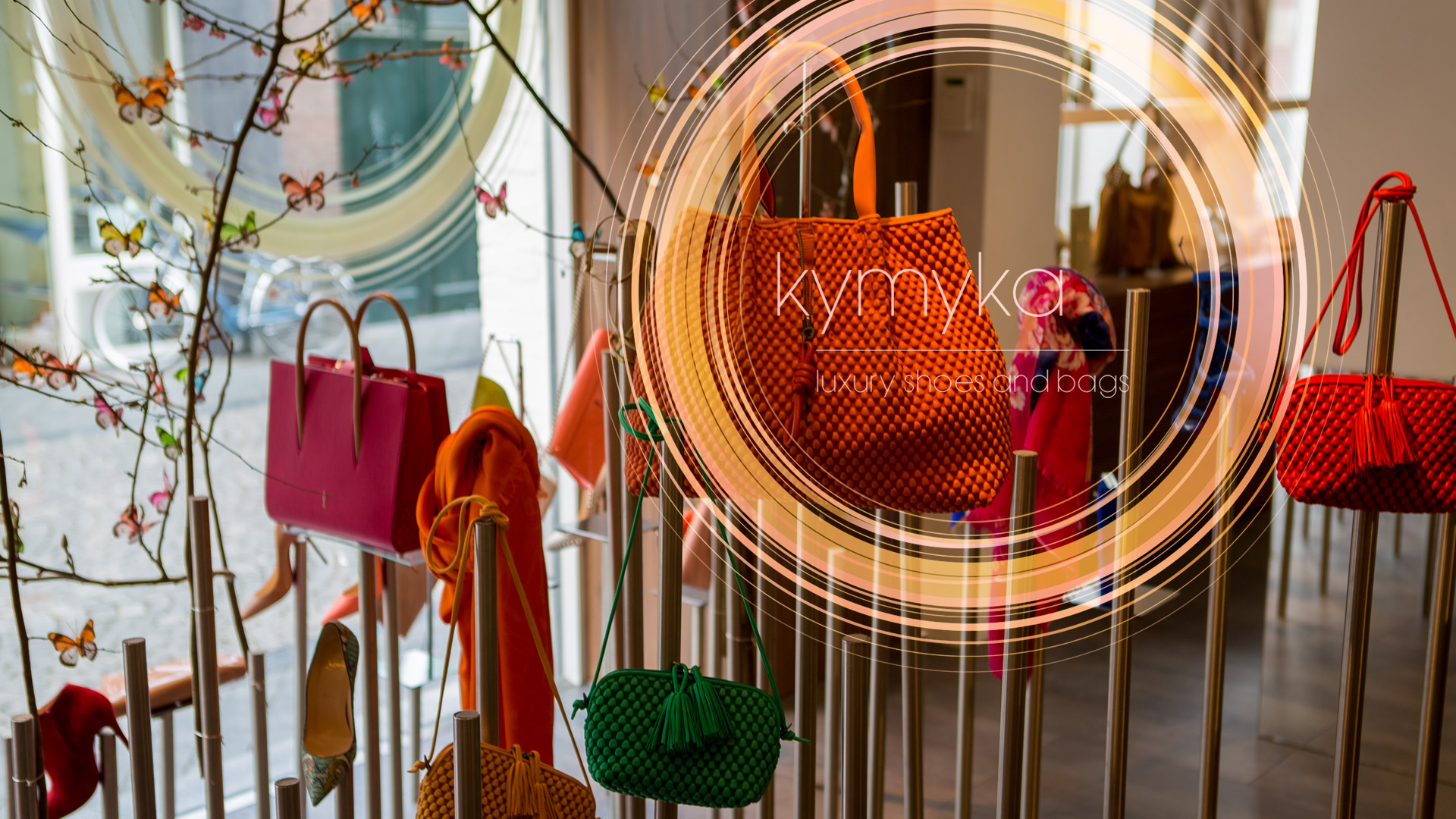 Kymyka Luxury Shoes and Bags