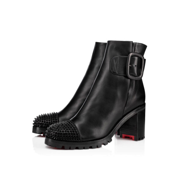Christian Louboutin Olivia Snow ankle boots