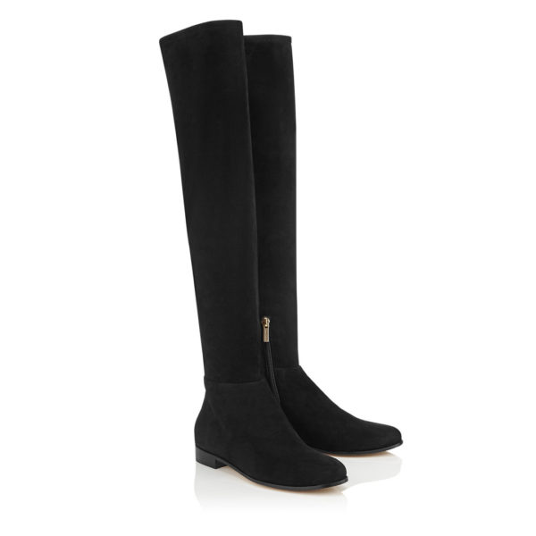 Jimmy Choo Myren Flat over the knee boots