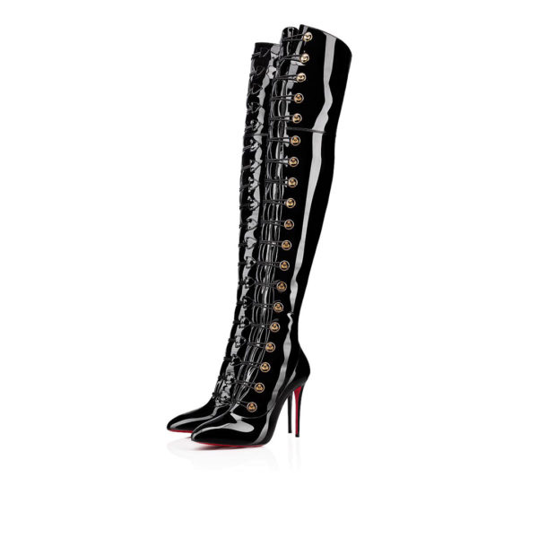 Christian Louboutin Frenchissima Alta over-the-knee boots