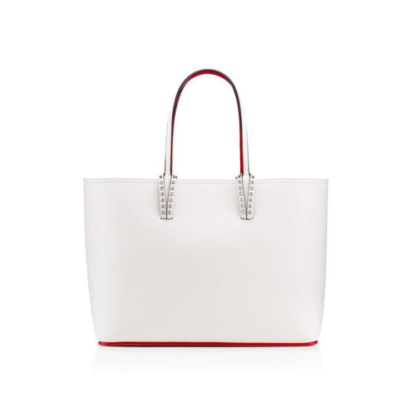 Christian Louboutin Cabata Tote Bag snow