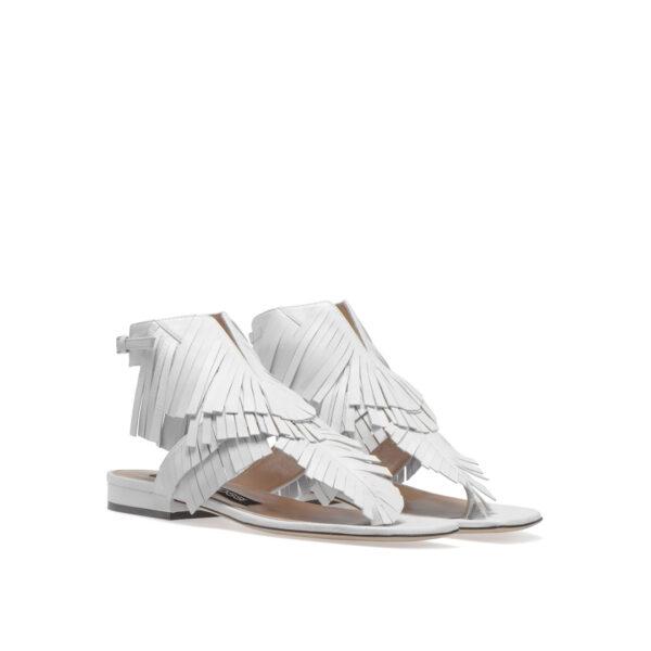Sergio Rossi sr Fringe sandals
