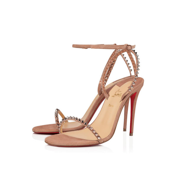 Christian Louboutin So Me 100mm sandals